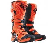 Мотоботы Fox Comp 5 Boot - Orange