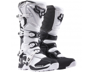 Мотоботы Fox Comp 5 Boot - White