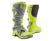 Мотоботы Fox Comp 5 Boot - Yellow