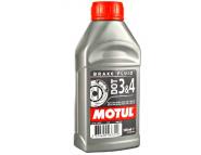 Тормозная жидкость Motul Dot 3 & 4-(102718)