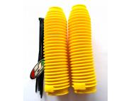 Гофры на вилку мотоцикла ProGrip PG 2510 - Yellow