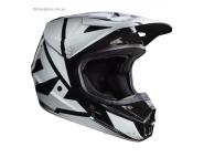 Кроссовый шлем Fox V1 RACE HELMET Black