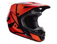 Кроссовый шлем Fox V1 RACE HELMET - Orange