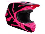 Кроссовый шлем Fox V1 RACE HELMET - Pink