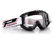 Очки для мотокросса Progrip 3201 Race Line Goggles - Black