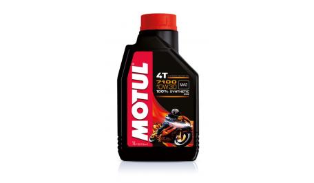 Масло Motul 4T 7100 10W30 1L