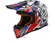 Кроссовый шлем LS2 FAST MX437