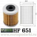 Фильтр масляный HIFLO FILTRO HF651