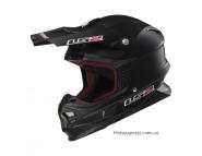 Кроссовый шлем LS2 MX456 - Black