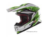 Кроссовый шлем LS2 MX456 - Green