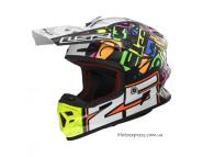 Кроссовый шлем LS2 MX456 - Yellow