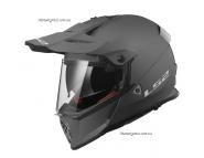 Эндуро шлем LS2 MX436 - Grey