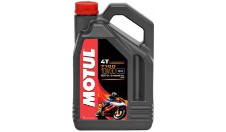 Масло Motul 4T 7100 10W30 4L