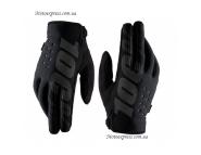 Зимние мотоперчатки BRISKER 100% Cold - Black