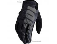 Зимние мотоперчатки BRISKER 100% Cold - Grey