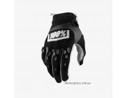 Перчатки для мотокросса Ride 100% AIRMATIC Glove - Black