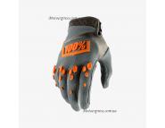 Перчатки для мотокросса Ride 100% AIRMATIC Glove - Grey