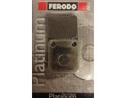 Колодки Ferodo FDB250P