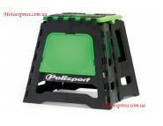 Подставка под мотоцикл Polisport Moto Stand MX - Green