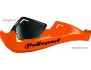 Защита рук на мотоцикл Polisport Handguard Integral Evolution - Orange