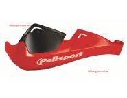 Защита рук на мотоцикл Polisport Handguard Integral Evolution - Red