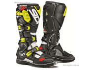 Мотоботы Sidi Crossfire 3 - BLACK / WHITE