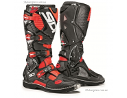 Мотоботы Sidi Crossfire 3 - Black-Red