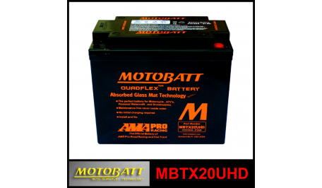 Аккумулятор Motobatt MBTX20UHD