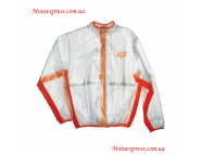 Мотодождевик Fox FLUID MX JACKET - Orange