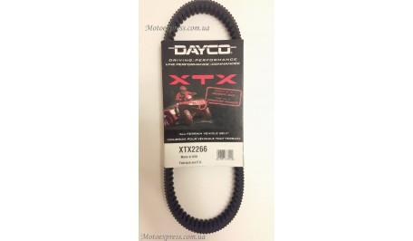 DAYCO XTX2266 | Ремень вариаторныйусиленный