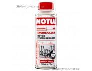 ПРОМЫВКА ДВИГАТЕЛЯ | Motul ENGINE CLEAN MOTO (200ML) 108263
