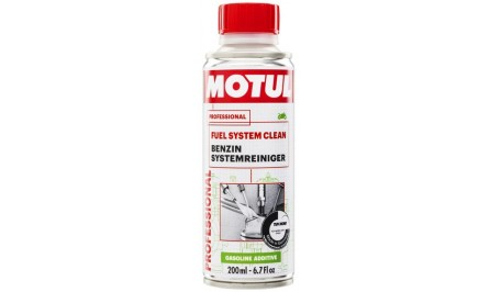 Motul FUEL SYSTEM CLEAN MOTO (200ML)108265