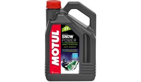 масло для снегоходов Motul SNOWPOWER 2T
