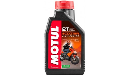 Motul SCOOTER POWER 2T (1L)