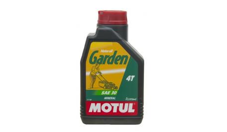 Масло Motul 4T GARDEN SAE 30 (1L)/102787