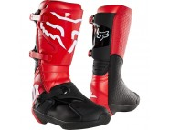 Мотоботы FOX COMP BOOT (FLAME RED)