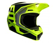 Мотошлем FOX V1 PRIX HELMET (BLACK YELLOW)