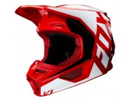 Мотошлем FOX V1 PRIX HELMET (FLAME RED)
