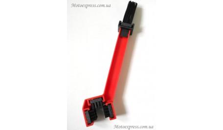 Щётка для чистки цепи мотоцикла | ACCEL MP403RD