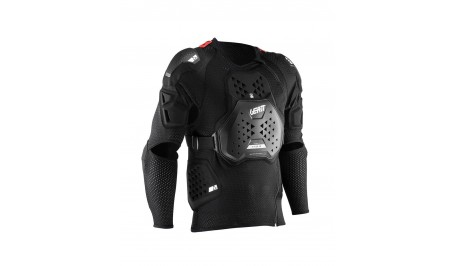 Защита тела LEATT Body Protector 3DF AirFit Hybrid (Black)