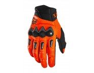 Мотоперчатки FOX Bomber Glove (FLO ORANGE)