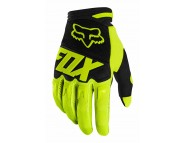 Мото перчатки FOX DIRTPAW RACE GLOVE (FLO YELLOW)