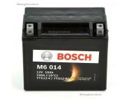 Мото аккумулятор BOSCH 0092M60140