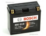 Мото аккумулятор BOSCH 0092M60190