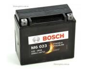 Мото аккумулятор BOSCH 0092M60230