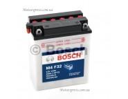 Мото аккумулятор BOSCH 0092M4F320