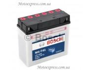 Мото аккумулятор BOSCH 0092M4F410