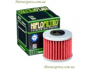 HIFLO HF 117 | Фильтр масляный HONDA CRF1000L AFRICA TWIN DCT 16-20