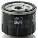 Фильтр масляный MANN MW 77