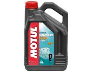 Масло Motul OUTBOARD TECH 4T SAE 10W40 (5L)